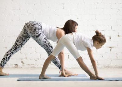 Yoga duo